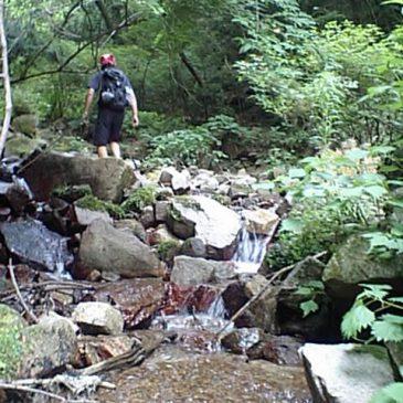 六甲の秘境へ冒険&トレイルランニング・ツアー!