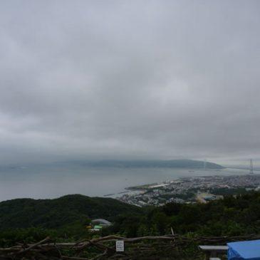六甲縦走路を行く 須磨〜菊水山 トレイルランニング