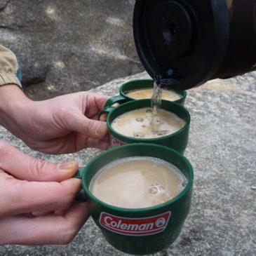 朝食を背負って持ち寄りモーニング in 荒地山のご案内 カテゴリー2