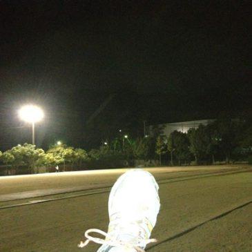 神戸を走ろう!第4回 影練は夜のスピード練習で決まり!のご案内!カテゴリー3