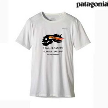 TRAIL CLEANERS Tシャツのご案内。