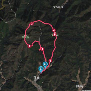 篠山にある白髪岳・松尾山に行ってきました!