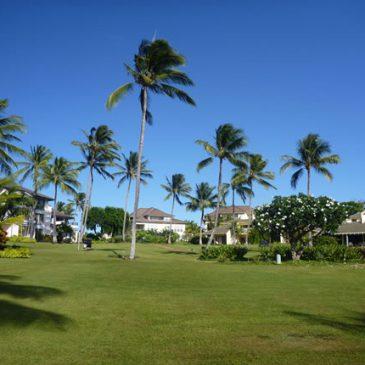カウアイ島 vol1 ポイプカイリゾート