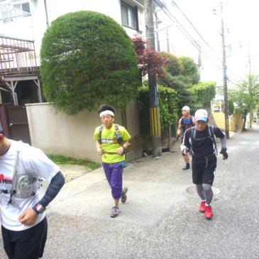神戸を走ろう!「長峰山で脚を鍛えマッスル!」走ってきましたよ!