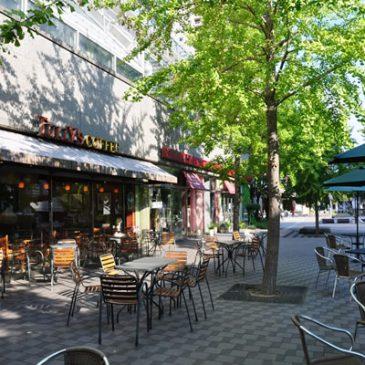 神戸を走ろう!六甲アイランドでLSD & タリーズ・コーヒーでクールダウン