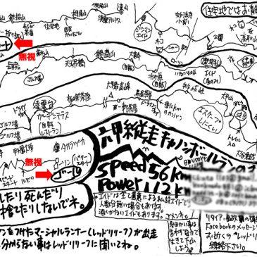 第14回六甲縦走キャノンボールランからのお知らせ vol.1
