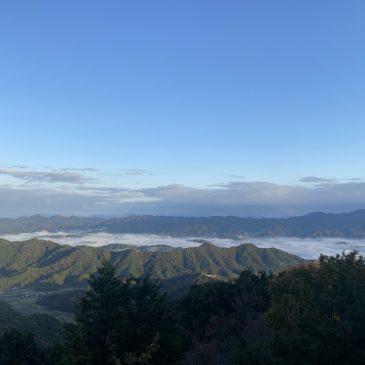 愛宕山に登ってきました